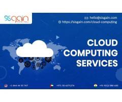 Cloud Computing Development Services in Arizona, USA | SISGAIN