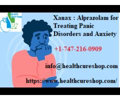 Xanax : Alprazolam for Treating Panic Disorders and Anxiety