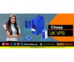 Select the Cheapest UK VPS Hosting Plans by Onlive Server