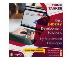 Top Shopify Development Services USA - ThinkTanker