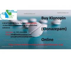 MAKE LIFE EASY WITH USE CLONAZEPAM TABLET FOR RELIEVE ANXIETY