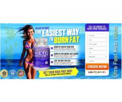 Ultra Fast Keto Boost UK: Inredients, Work & Consumer Reviews