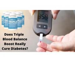 Does Triple Blood Balance Work For Cholesterol?