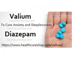 Valium (Diazepam Tablets) – To Cure Anxiety and Sleeplessness