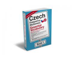 Czech Frequency Dictionary