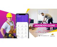 Offer high-quality home renovation services through Housejoy like app development