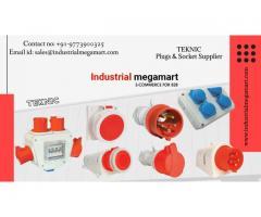 Teknic plugs & sockets materials supplier +91-9773900325