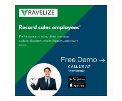 Employee Monitoring App