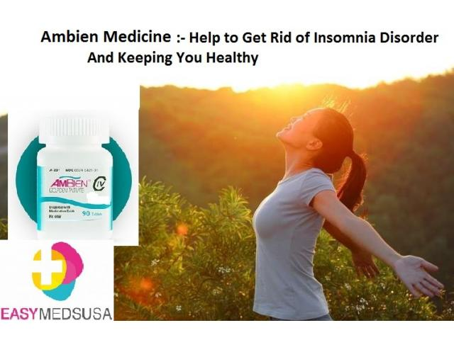 Ambien: The Right Way to Treat Sleeping Problem (INSOMNIA)