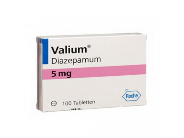 Valium Medicine: Help to Get Rid of  Anxiety, Withdrawal of Alcohol And Seizures