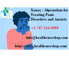 Xanax : Let's have a look at the ways you can cure Anxiety