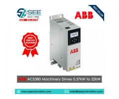 ABB Machinery Drives ACS380, 0.37kW to 22kW   Seeautomation & Engineers