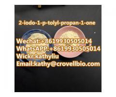 Hot sale CAS 236117-38-7 2-iodo-1-p-tolyl-propan-1-one +8619930505014