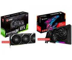 Buy GPU Graphic cards for Gaming & Bitcoins Mining