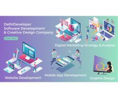 Top website design company near me   Web designing house