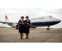 How do i get through to British Airways