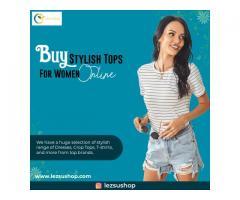 Buy Stylish Tops For Women Online