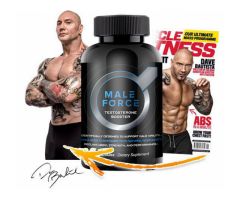 Male Force Testosterone Booster Helps TO Increase Your Stamina