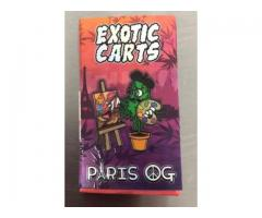 PARIS OG EXOTIC CARTS