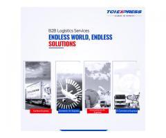 leading logistics company   TCIEXPRESS